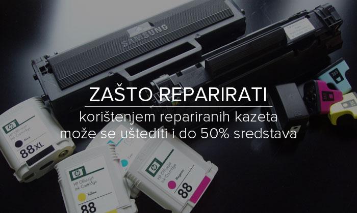Zašto reparirati