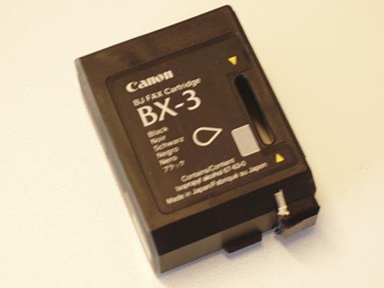 CANON BX-3 black