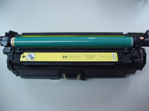 HP CE252A - YELLOW