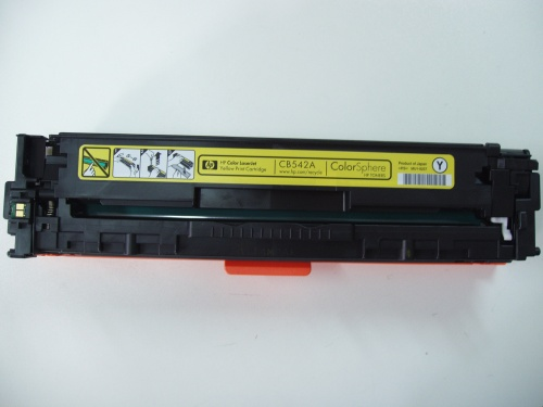 HP CB542A - YELLOW