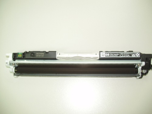 HP CE310A - BLACK