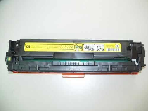HP CE322A - YELLOW