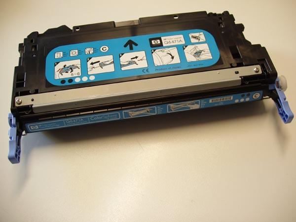 HP Q6471A - CYAN
