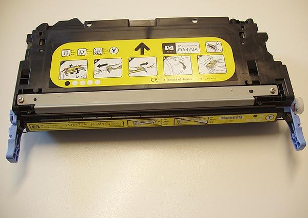 HP Q6472A - YELLOW