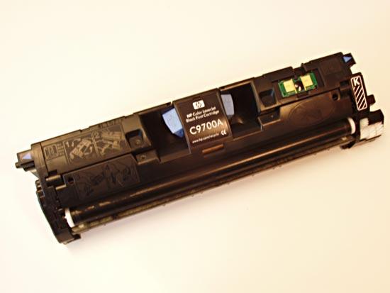 HP C9700A - BLACK