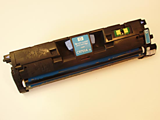 HP C9701A - CYAN