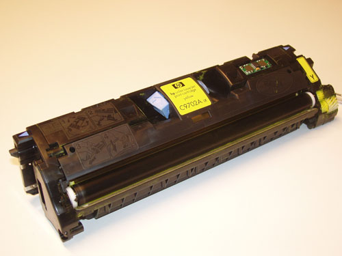HP C9702A - YELLOW