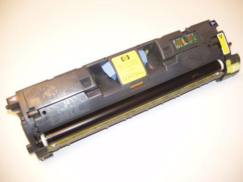 HP Q3962A - YELLOW