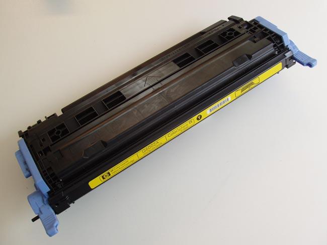 HP Q6002A - YELLOW