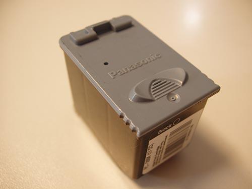 PANAFAX PC20