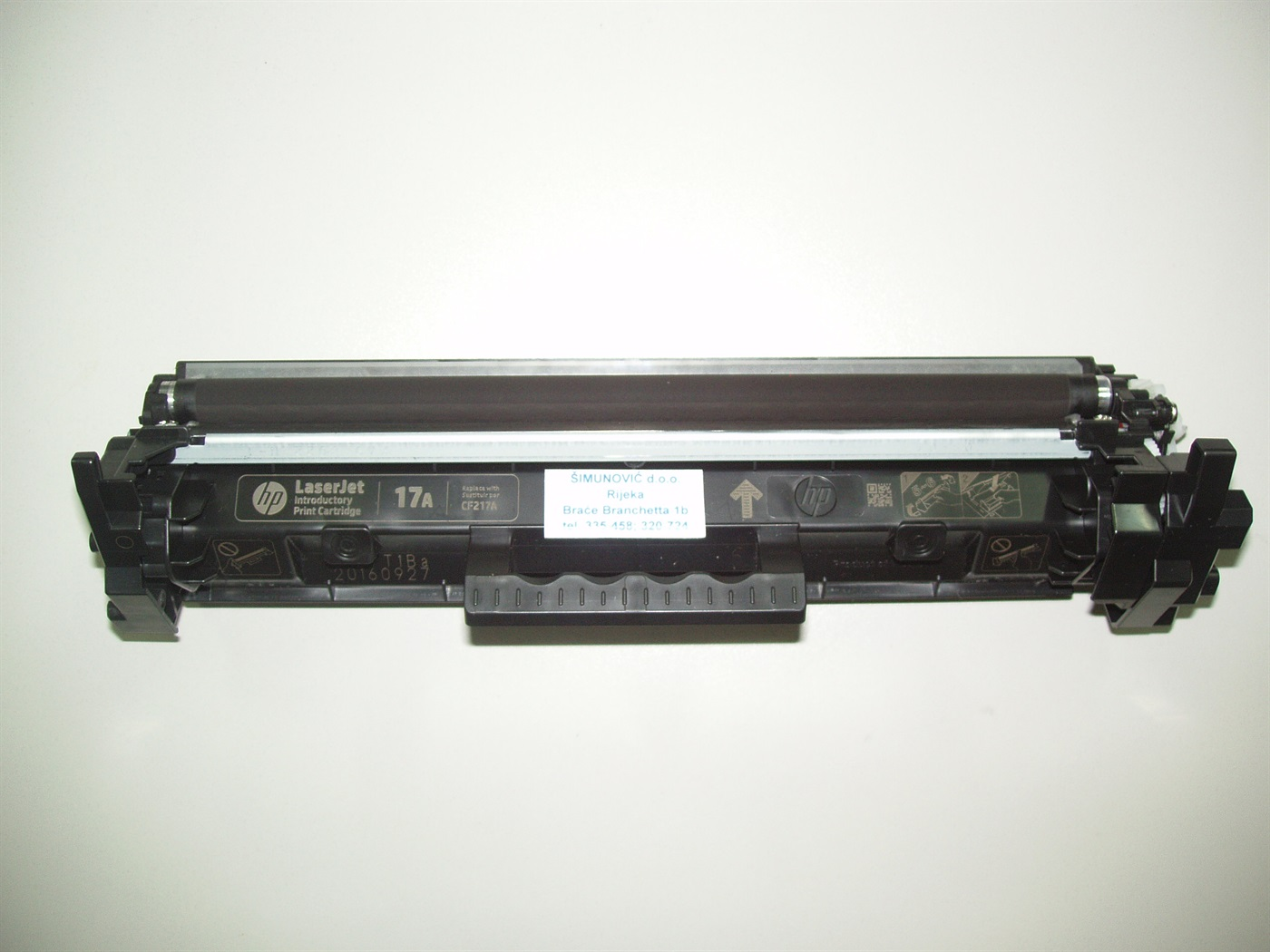 HP CF217A TONER KIT