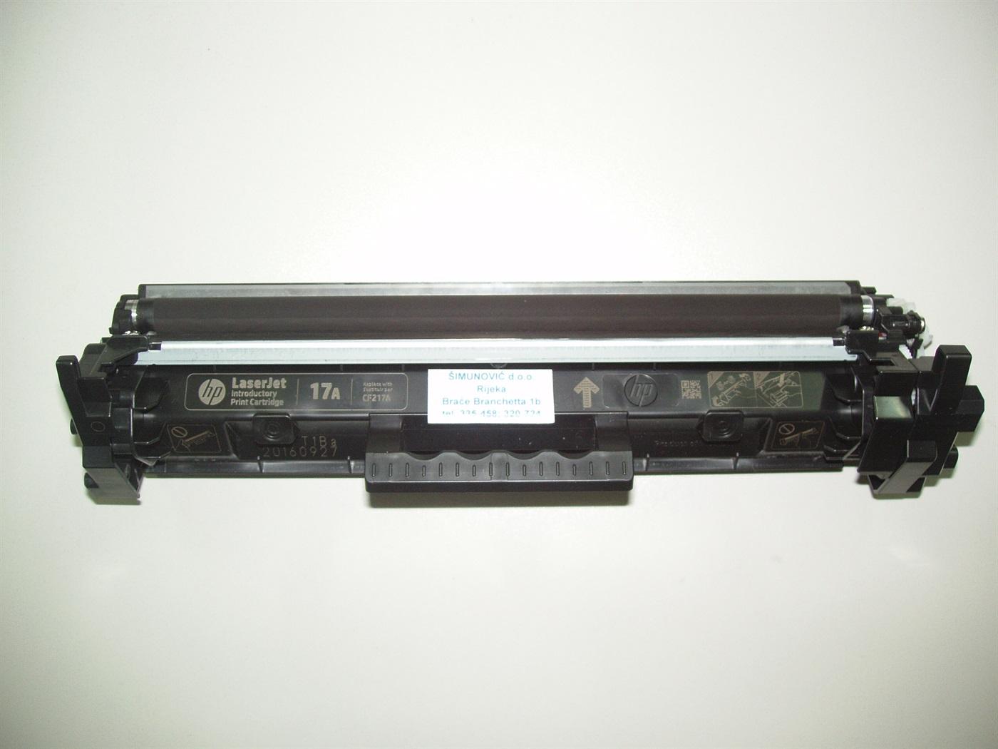 HP CF217A TONER KIT