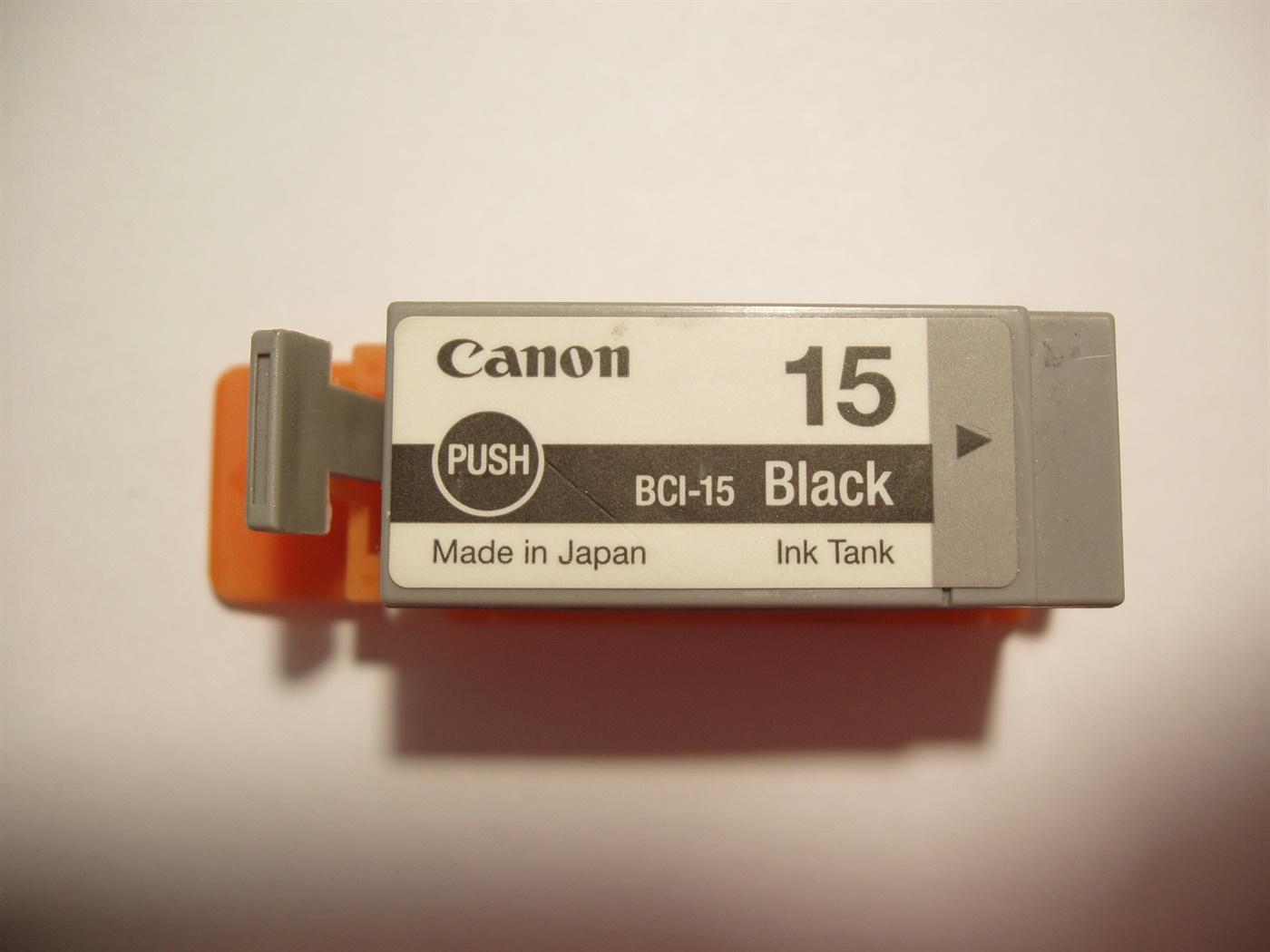 CANON BCI-11/15 black