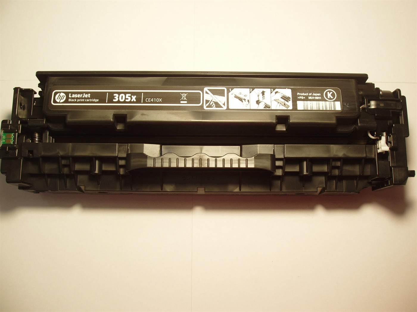 HP CE410X - BLACK