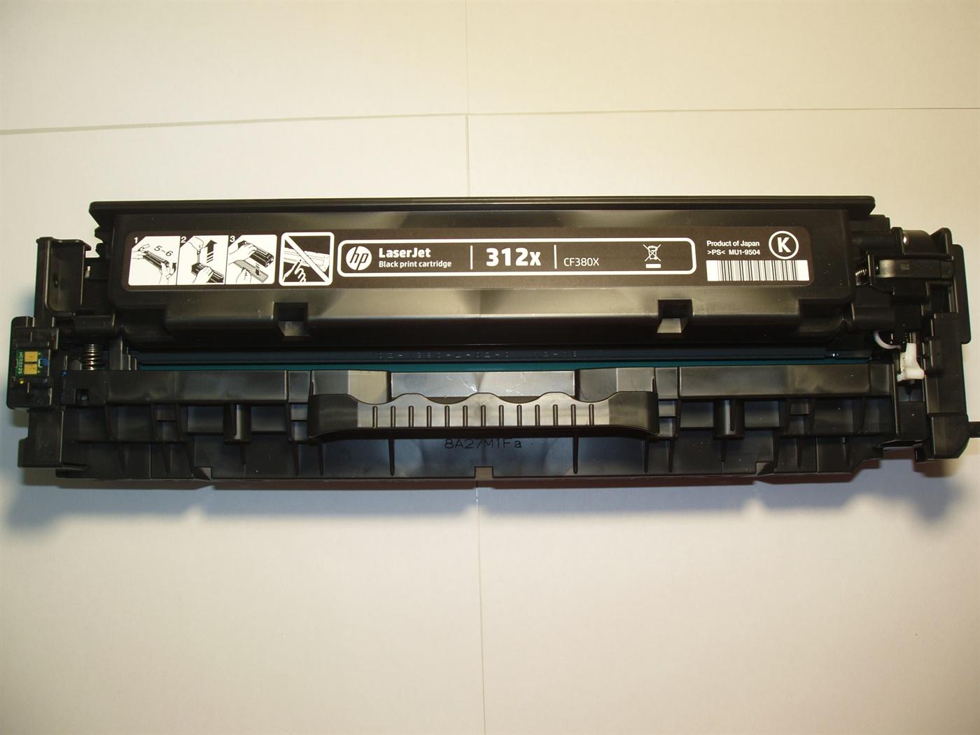 HP CF380X - BLACK