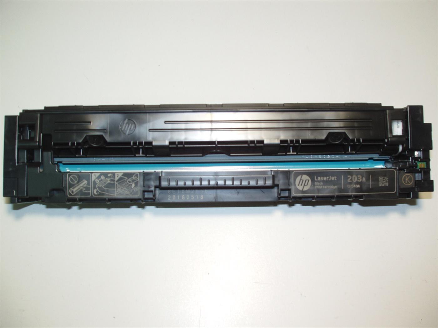 HP CF540A - BLACK