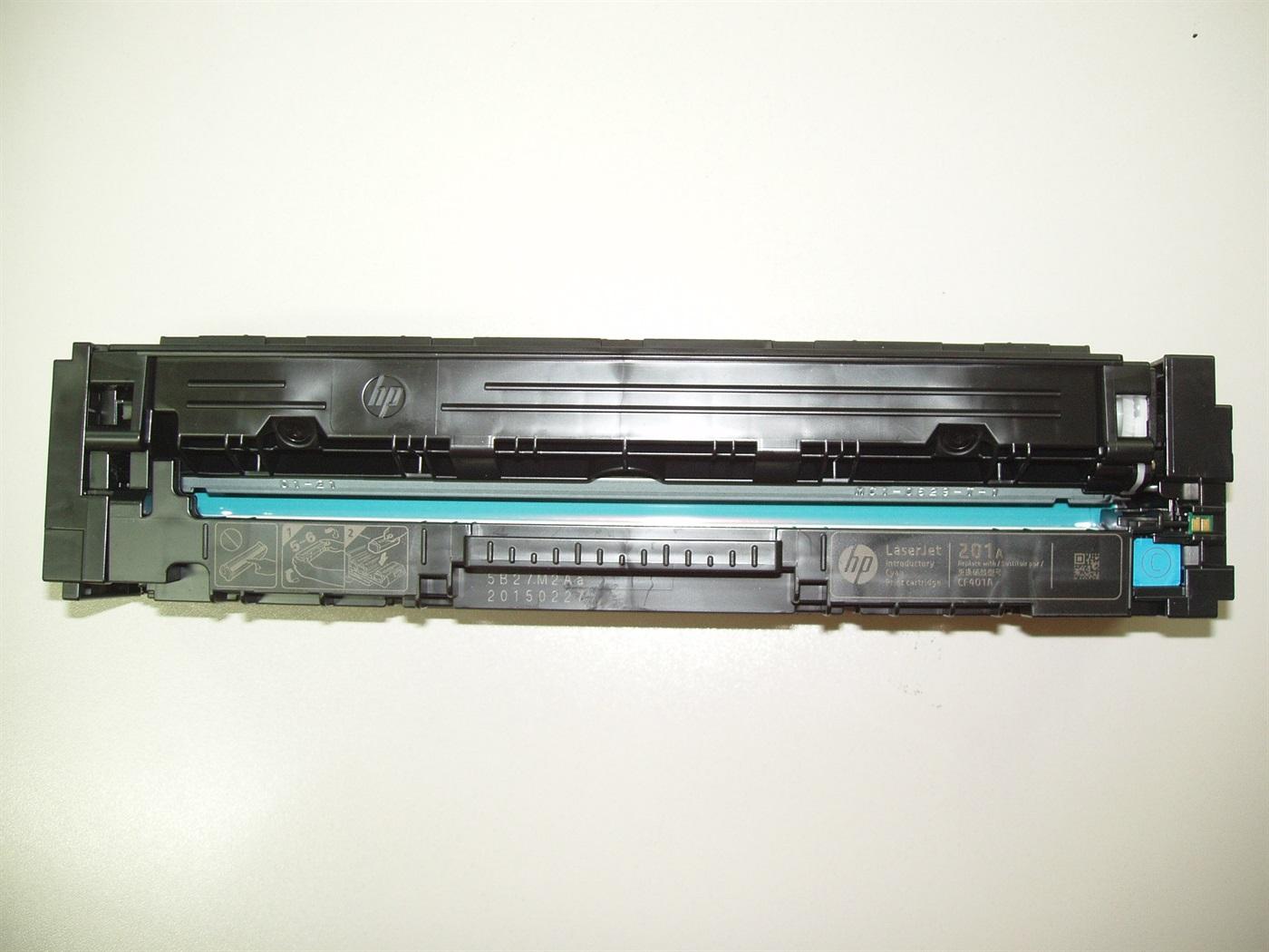 HP CF401X (201A) - CYAN