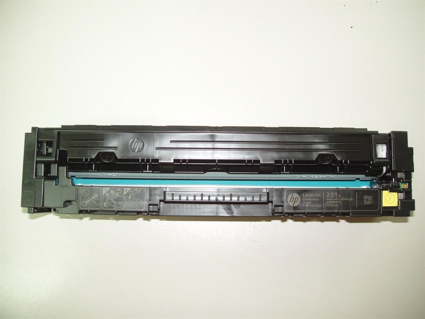 HP CF402X (201A) - YELLOW