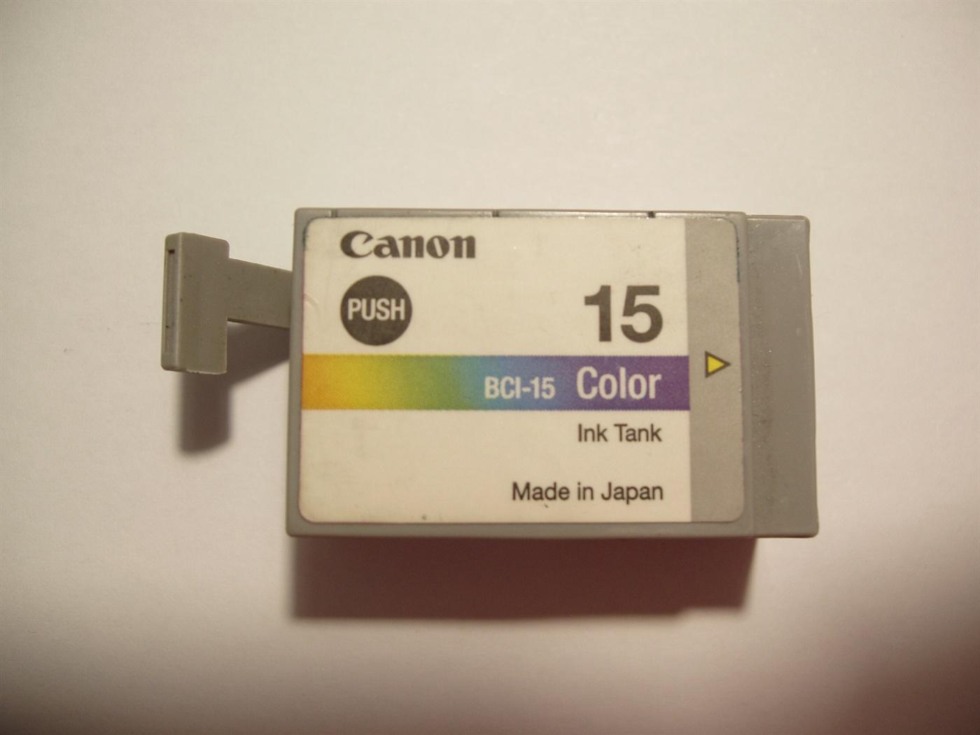 CANON BCI-11/15 color